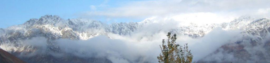 Tajikistan mountains